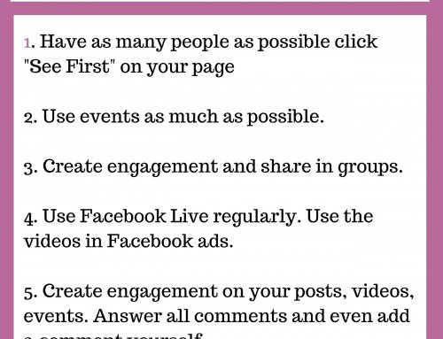 5 Ways to Stay Visible on Facebook
