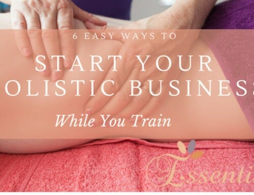 6 Easy and Free Ways to Build Your Holistic Business While You Train