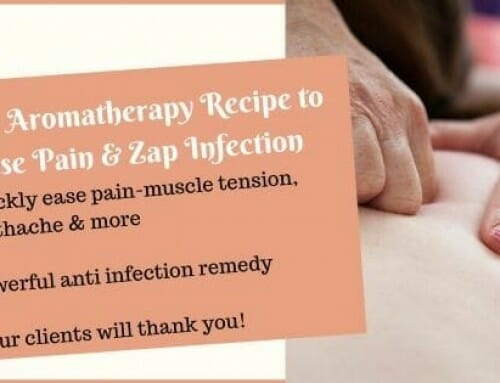 Super Effective Essential Oils for Pain and Infection